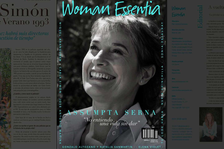 Woman Essentia